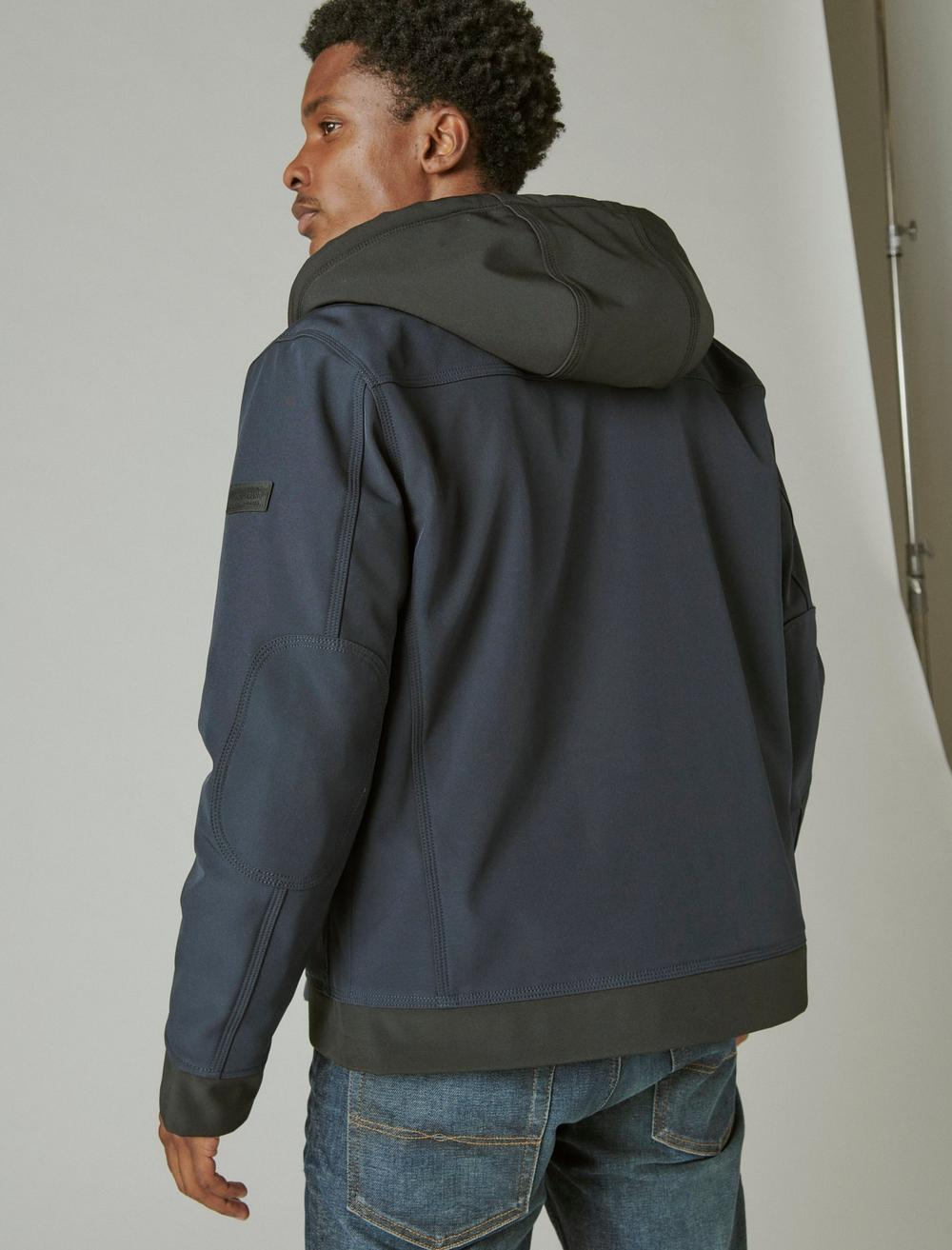 SHERPA LINED HOODED BOMBER, image 4