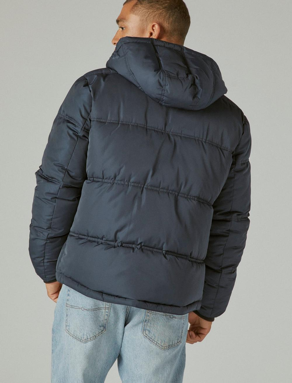 POLY TWILL HOODED HIPSTER JACKET, image 4