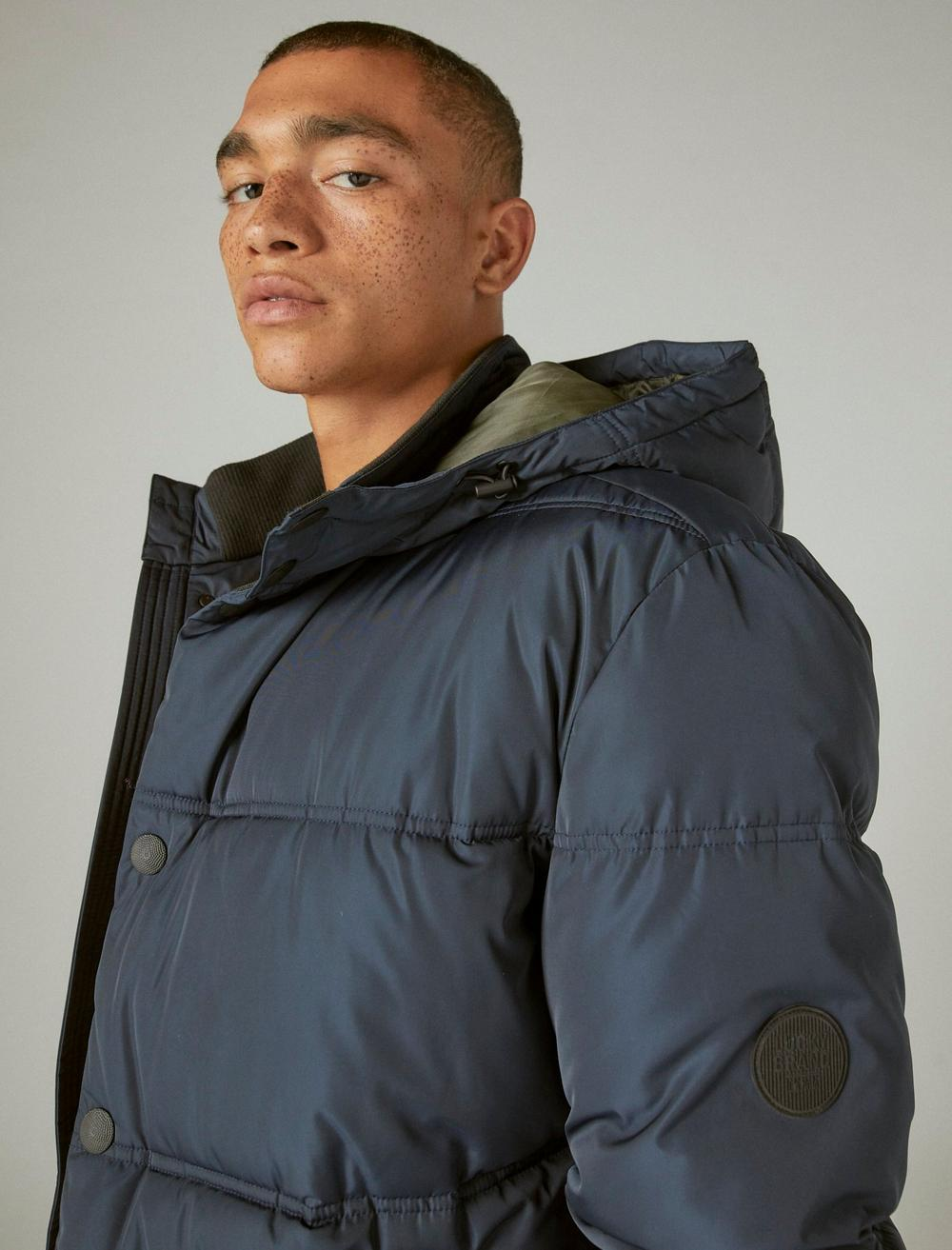POLY TWILL HOODED HIPSTER JACKET, image 5