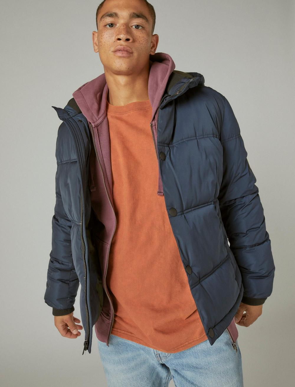 POLY TWILL HOODED HIPSTER JACKET, image 6
