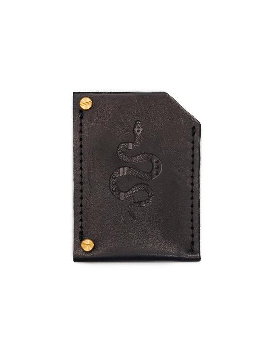 Son of a Sailor Quebec Leather Wallet, BLACK, productTileDesktop
