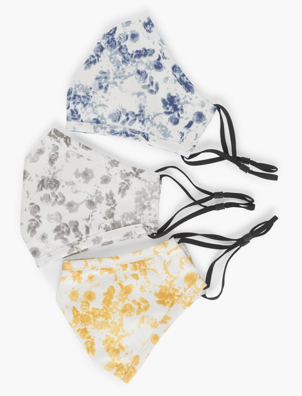 WATER COLOR FLORAL FACE MASK PACK, image 2