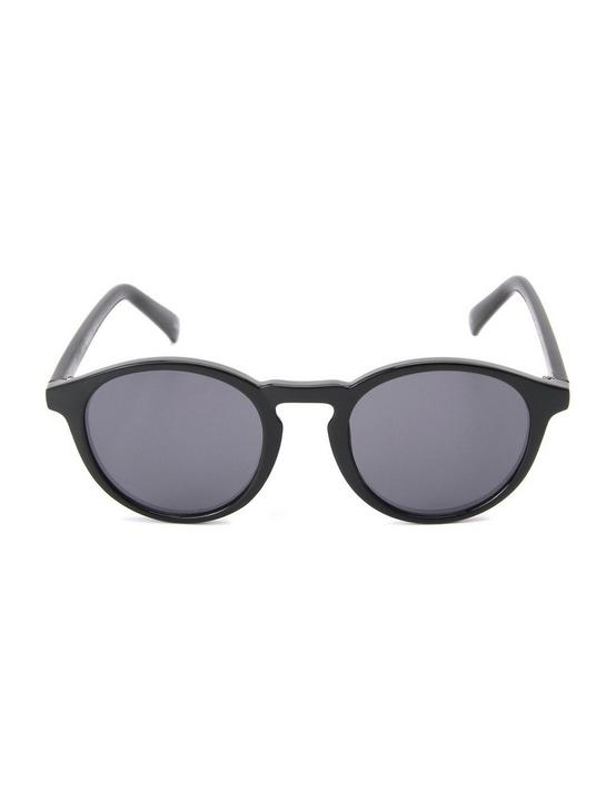 BALDWIN SUNGLASSES, BLACK, productTileDesktop