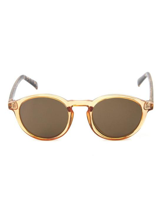 BALDWIN SUNGLASSES, DARK YELLOW, productTileDesktop
