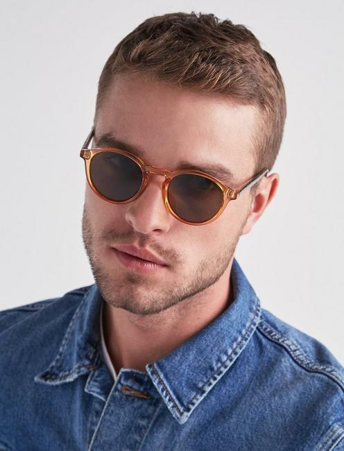 BALDWIN SUNGLASSES, DARK YELLOW