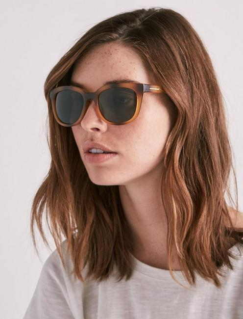 NEWBERRY SUNGLASSES, NATURAL