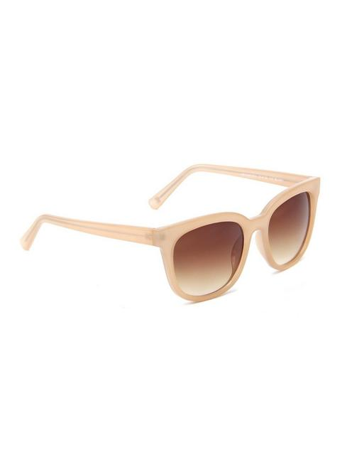 NEWBERRY SUNGLASSES, LIGHT PINK