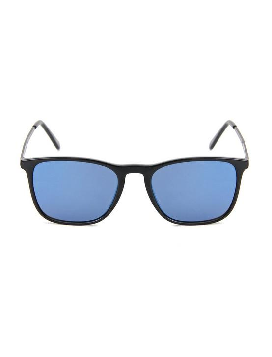 ALEXANDER SUNGLASSES, BLACK, productTileDesktop