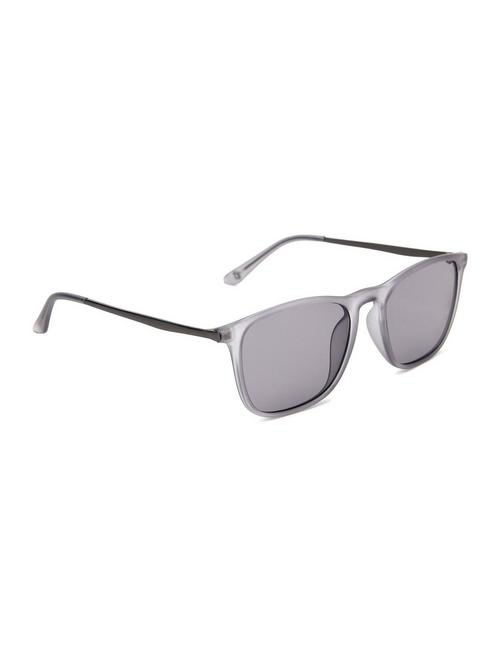 ALEXANDER SUNGLASSES, LIGHT GREY