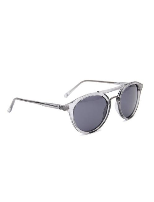 DUMONT SUNGLASSES, LIGHT GREY