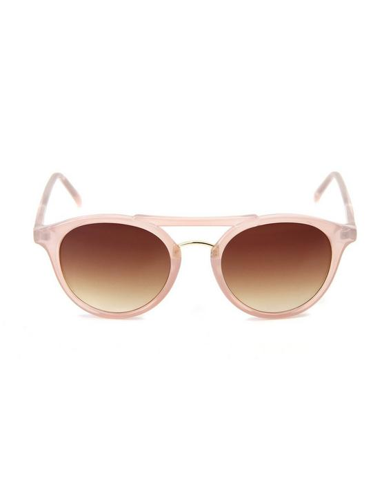 DUMONT SUNGLASSES, LIGHT PINK, productTileDesktop