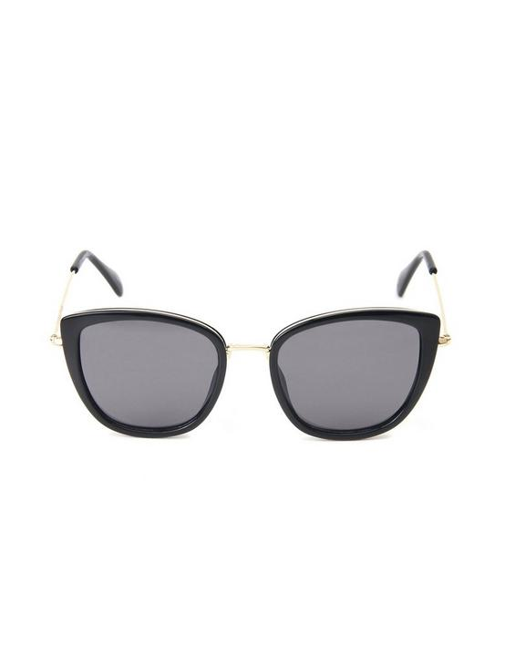 TRINITY SUNGLASSES, BLACK, productTileDesktop