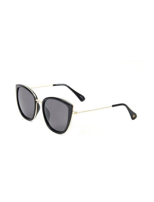 TRINITY SUNGLASSES, BLACK