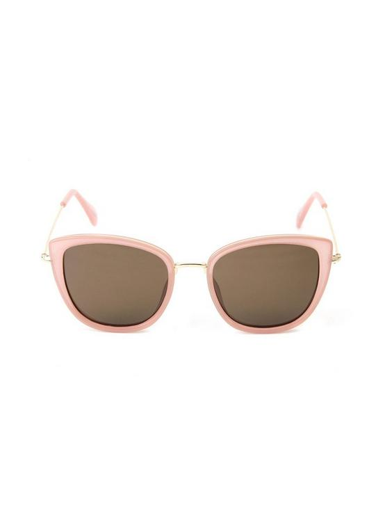 TRINITY SUNGLASSES, LIGHT PINK, productTileDesktop