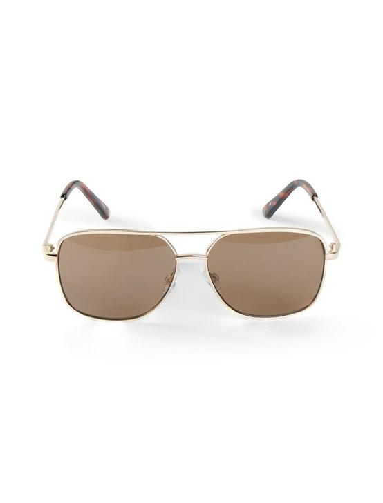 TAHOE SUNGLASSES, GOLD, productTileDesktop