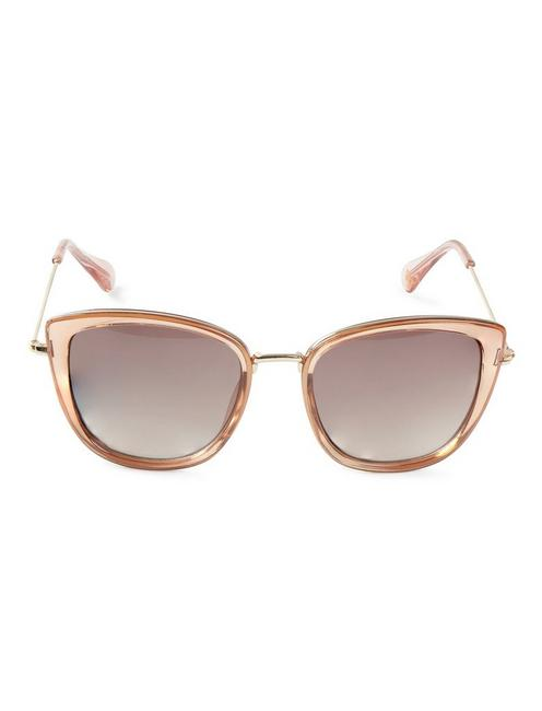TRINITY SUNGLASSES, LIGHT BROWN