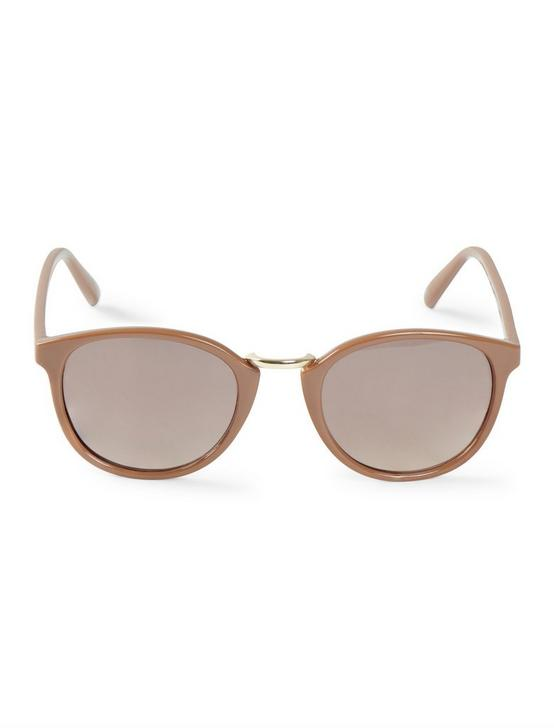 INDIO SUNGLASSES, LIGHT BROWN, productTileDesktop