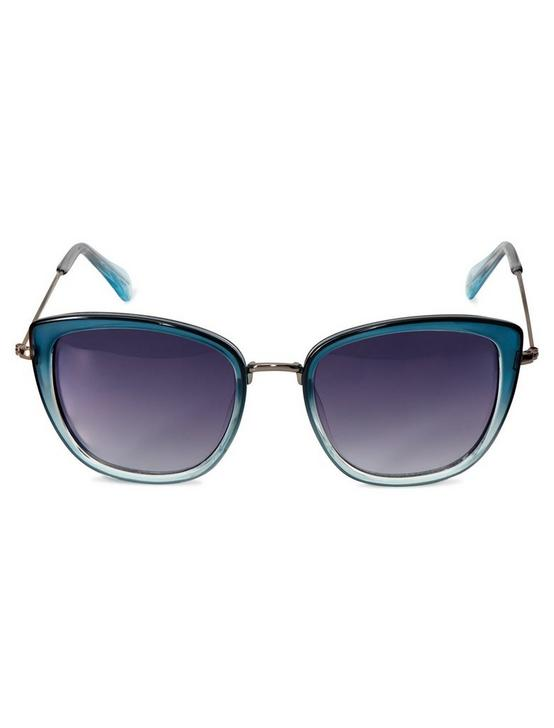 TRINITY SUNGLASSES, TEAL/VIOLET, productTileDesktop