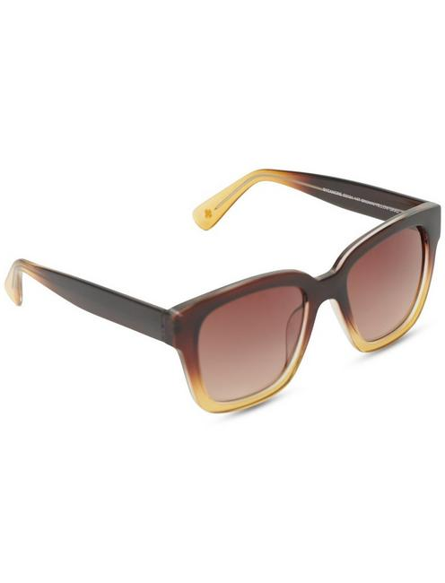 SYCAMORE SUNGLASSES, BROWN