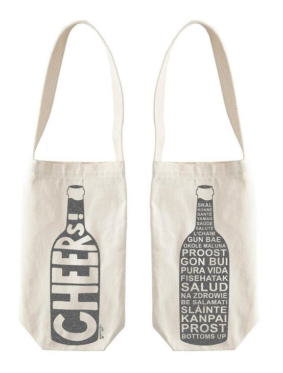 Maptote Wine Tote, OPEN BROWN/RUST, productTileDesktop