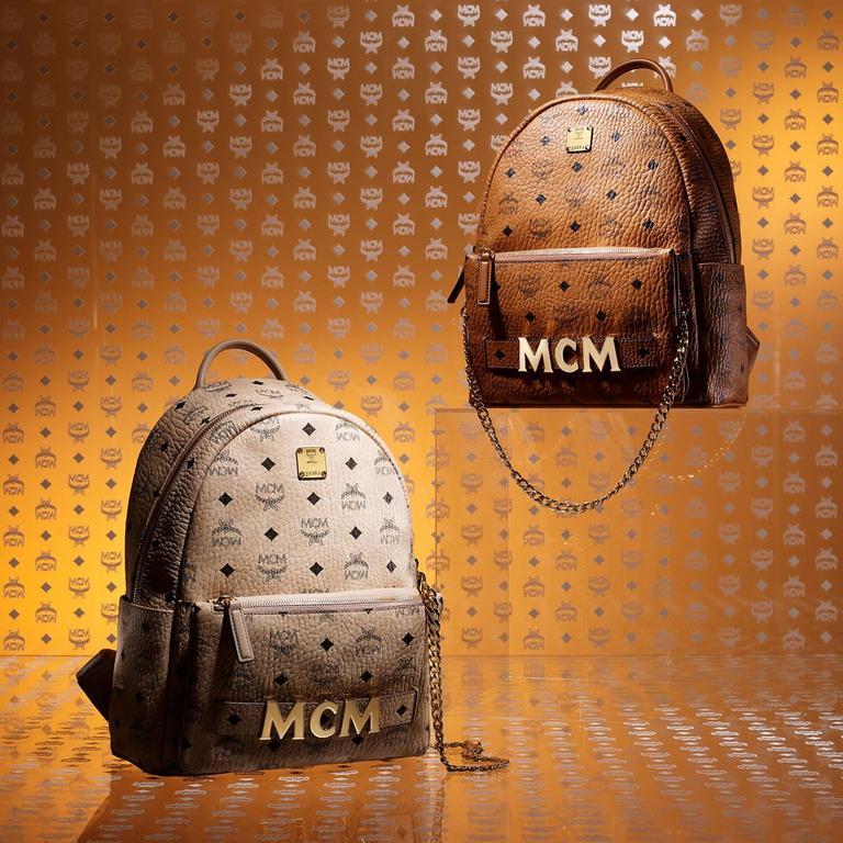 MCM TRIOLOGIE STARK BACKPACK
