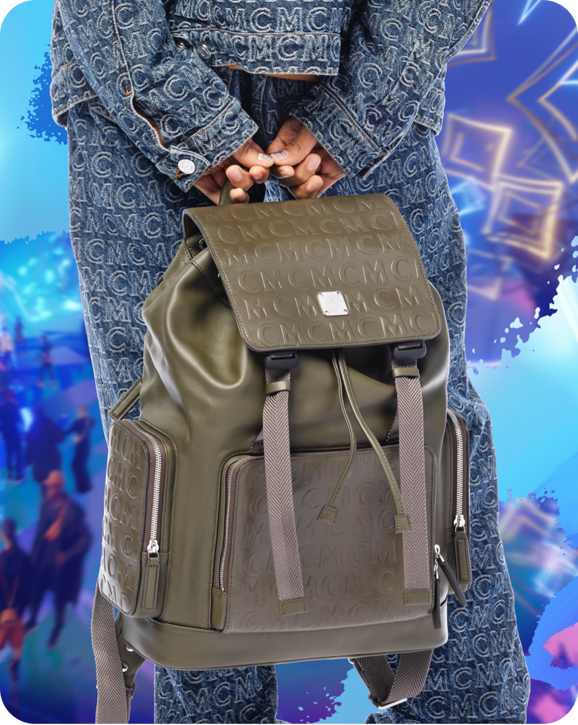 SHOP MCM BACKPACKS