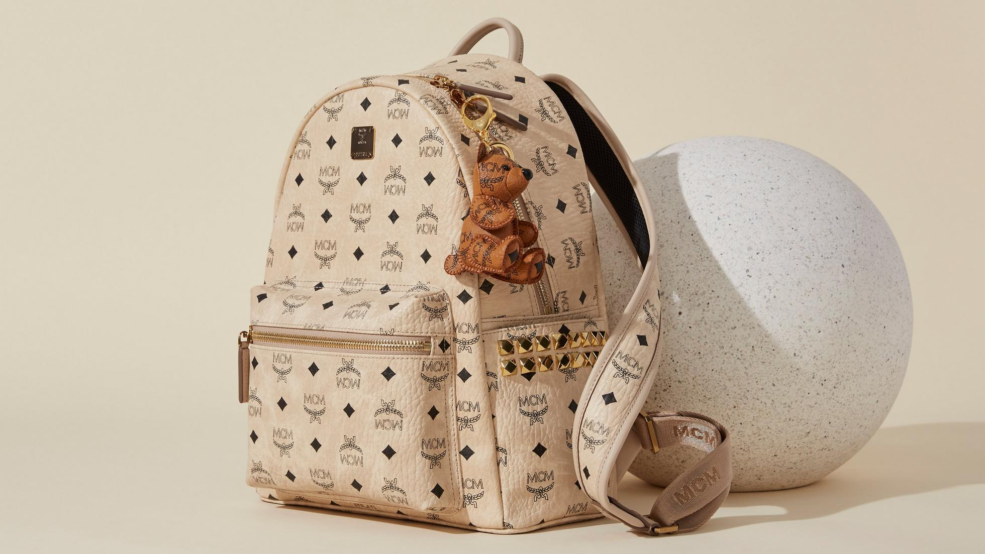 women s backpacks mcm