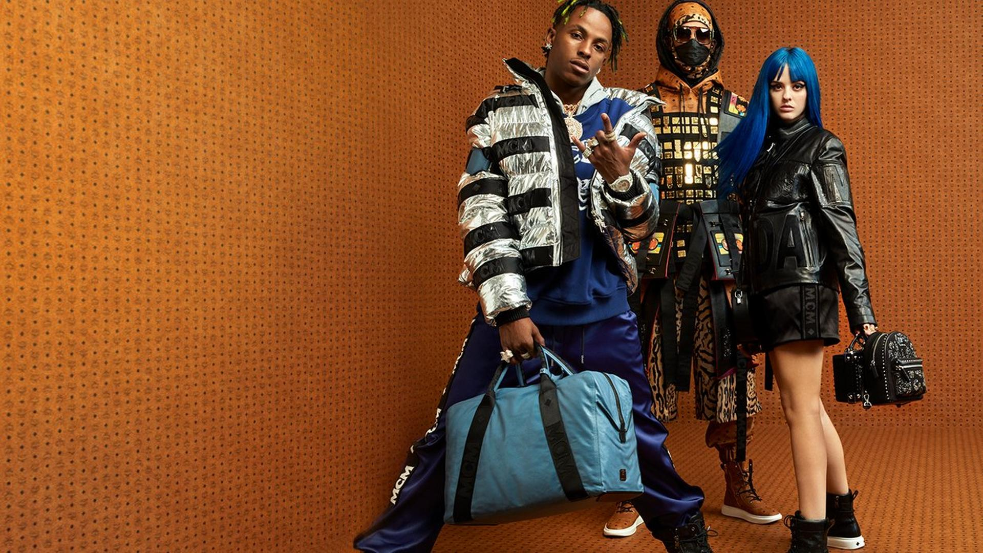 AW18 Campaign Starring Rich the Kid and Site Abellan