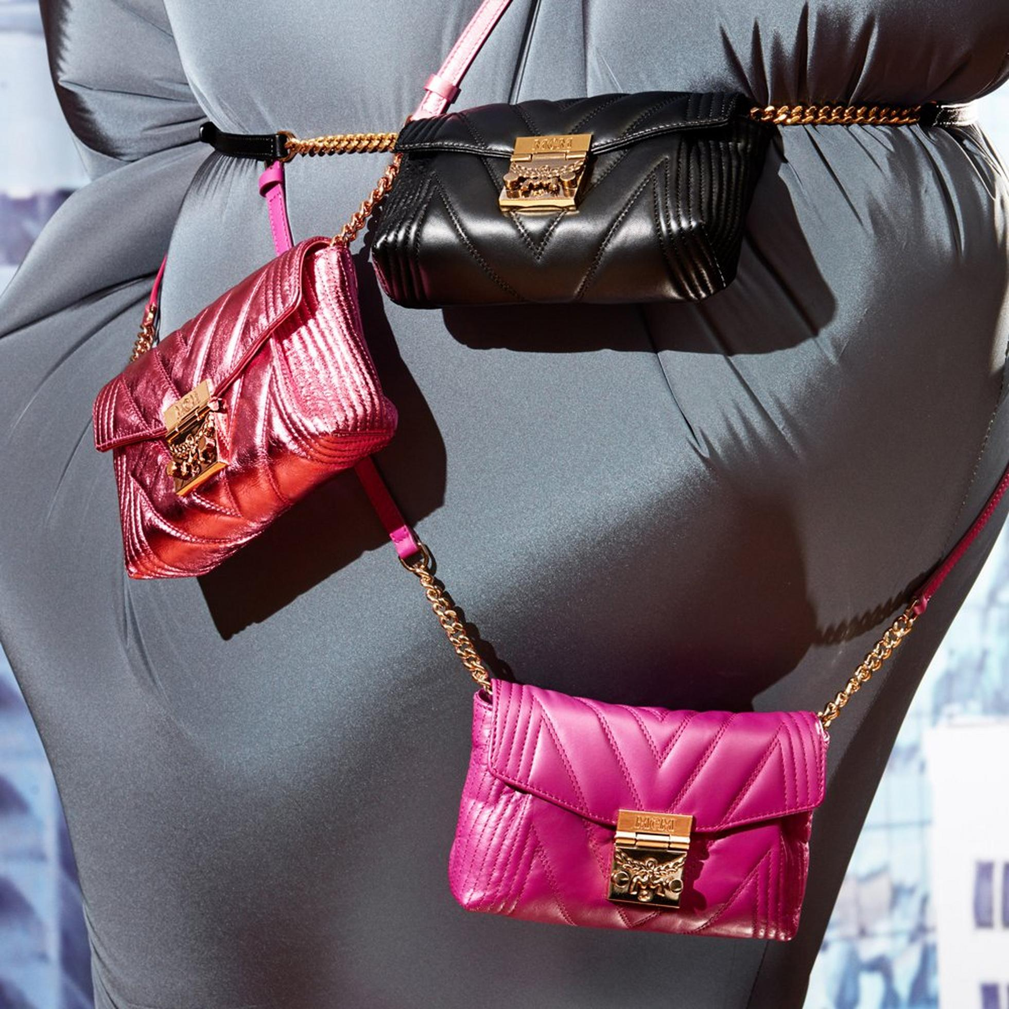 Women's Bags featuring quilted berlin
