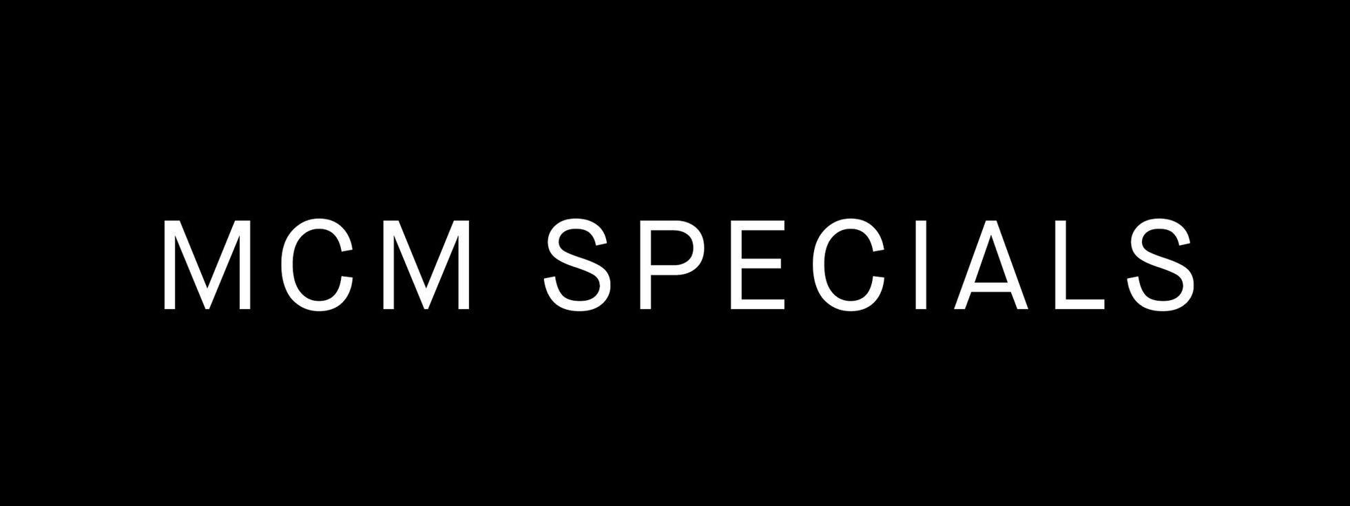 mcm specials