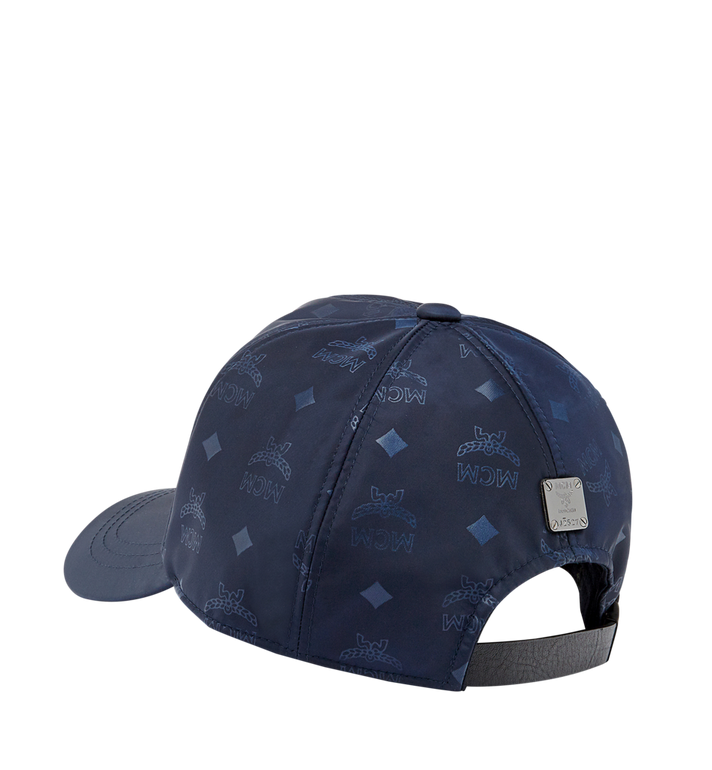 MCM Classic Cap in Monogram Nylon Alternate View 2