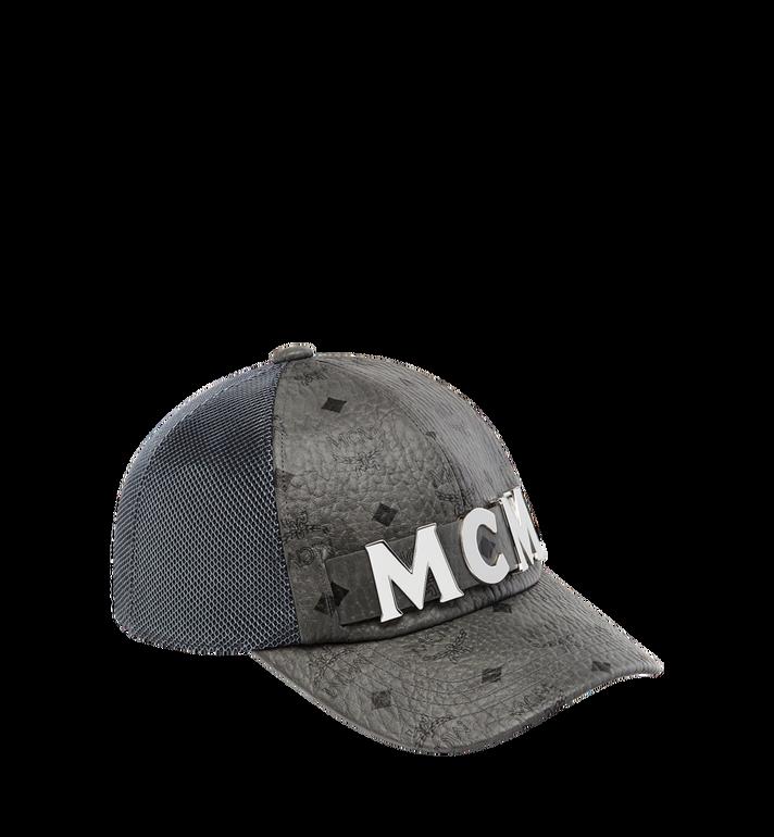 MCM CASQUETTE EN LAINE LETTRES MCM EN VISETOS Alternate View