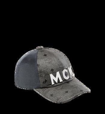 MCM Visetos Wollmütze mit MCM Aufschrift Alternate View
