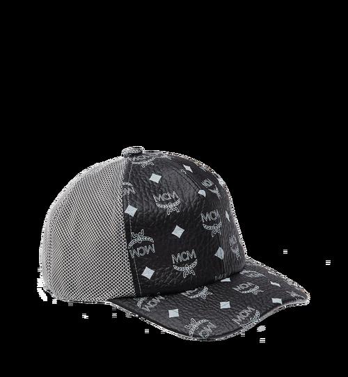 Klassische Kappe aus Netzmaterial in Visetos