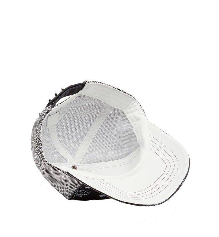 MCM Klassische Kappe aus Netzmaterial in Visetos Alternate View 3