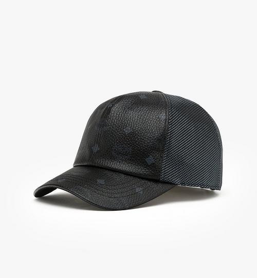 หมวกแก็ปคลาสสิกติดตาข่ายลาย Visetos