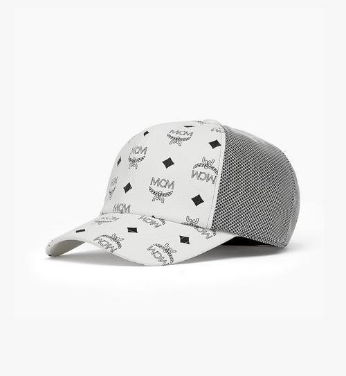 หมวกแก็ปคลาสสิกมีตาข่ายลาย Visetos