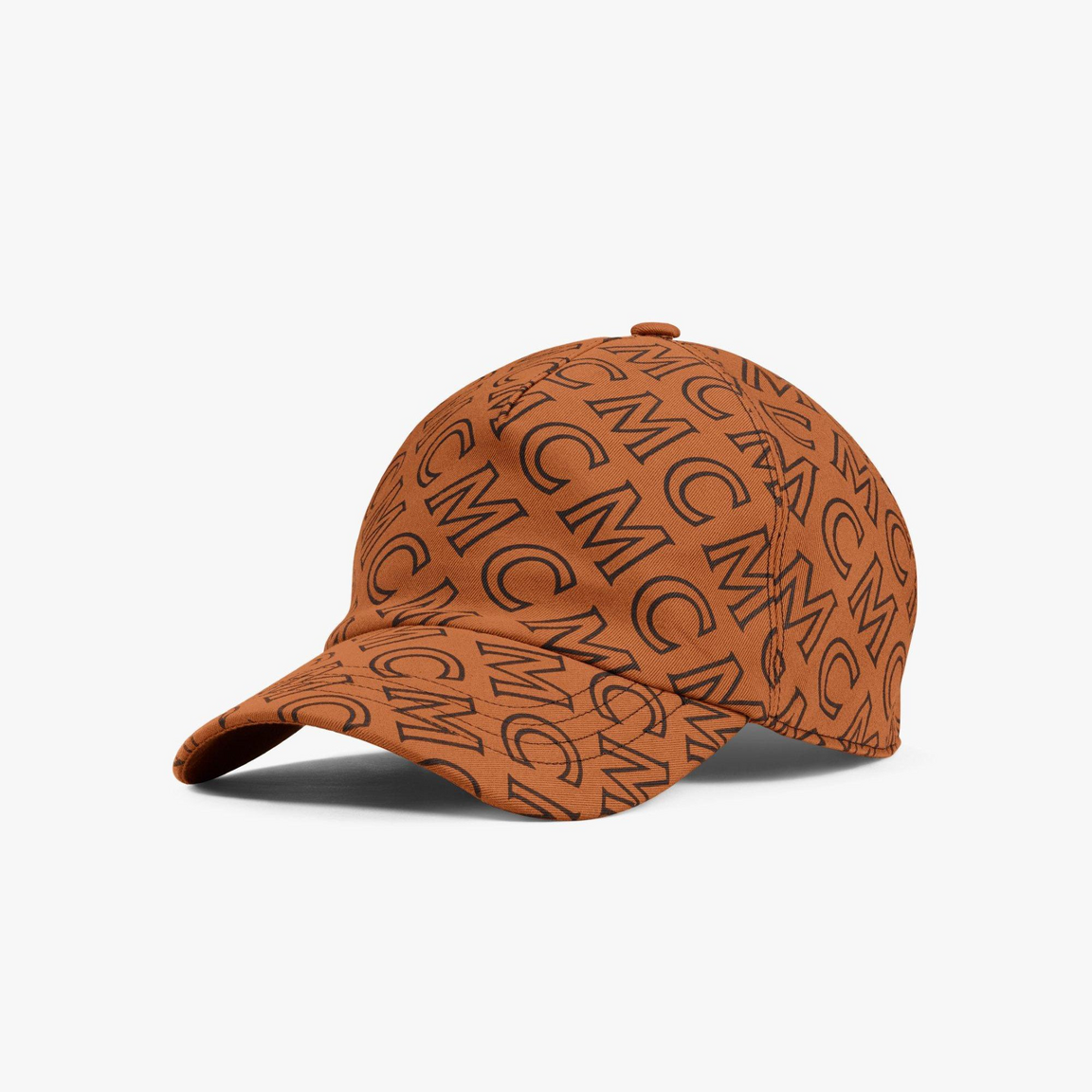 Monogram Cotton Cap