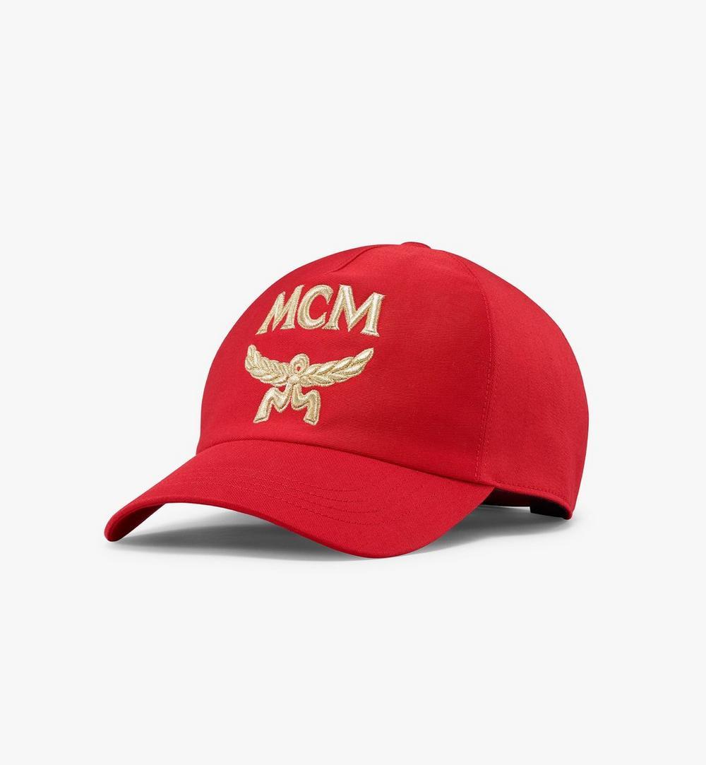 หมวกแก๊ปคลาสสิกผ้าคอตตอนพิมพ์โลโก้ 1