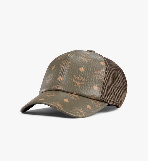 หมวกแก๊ปคลาสสิกติดตาข่ายลาย Visetos
