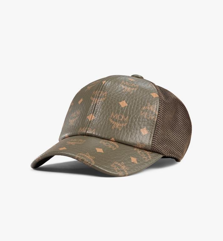 MCM หมวกแก๊ปคลาสสิกติดตาข่ายลาย Visetos Alternate View