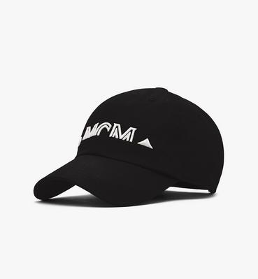半標誌棒球帽