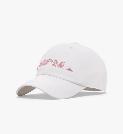 半標誌鴨舌帽