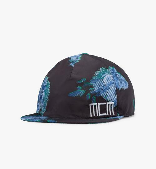 Tech Flower Print Cap