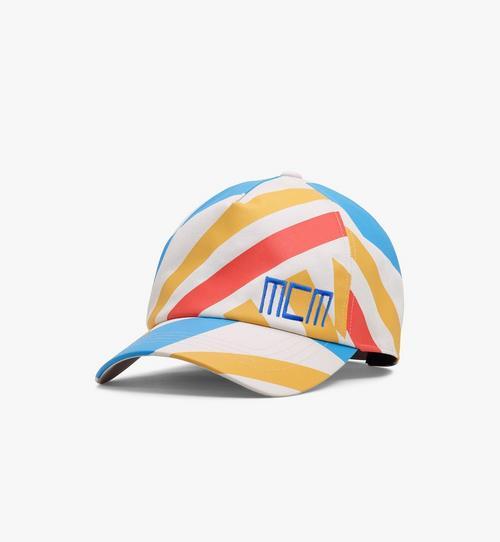 หมวกแก๊ปผ้าฝ้ายลาย Geo Graffiti