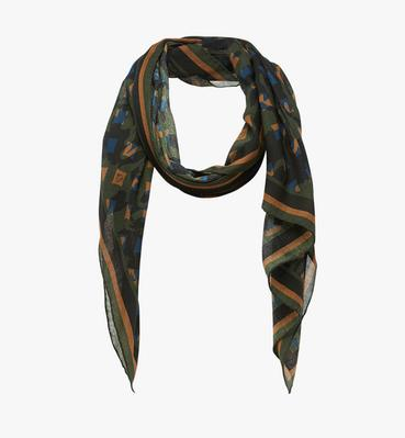 Munich Lion Camo Stole