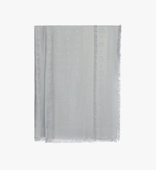 ผ้าพันคอ Jacquard พิมพ์ลายโมโนแกรม