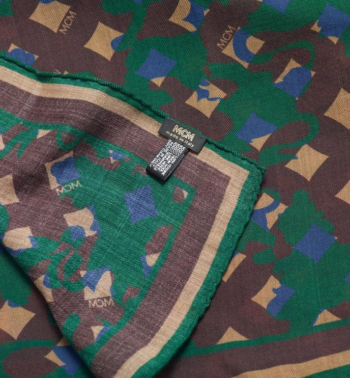 MCM Étole à imprimé camouflage Alternate View 2