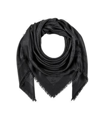 MCM Monogram Scarf Alternate View