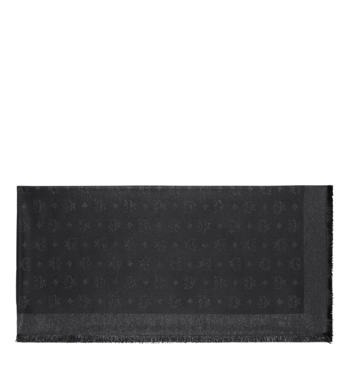 MCM Monogramm-Halstuch Black MEF9SMM02BI001 Alternate View 2